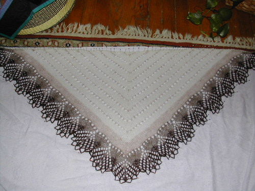 Hulda blocking
