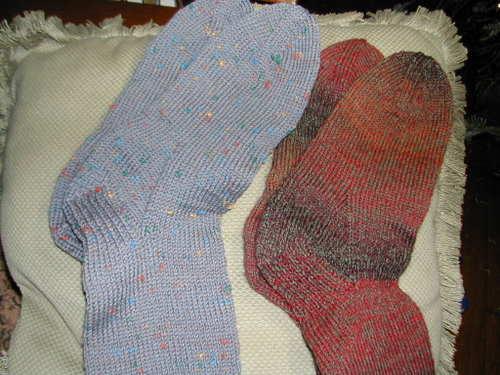 Yule socks