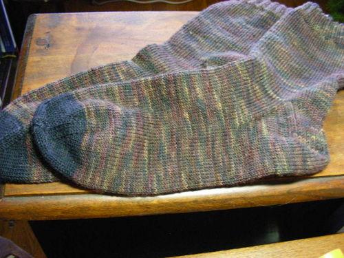 Oldest (no longer)UFO socks