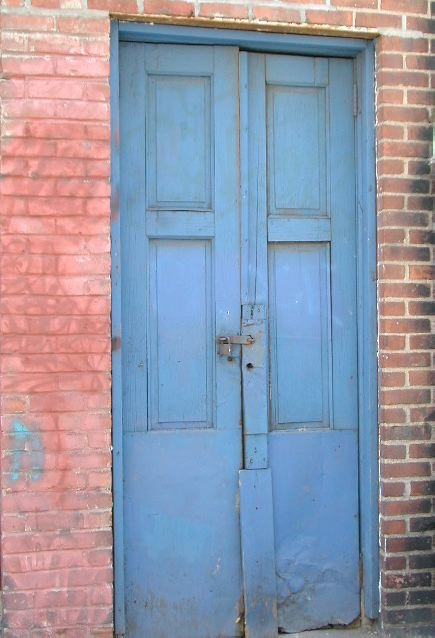 Doorblue