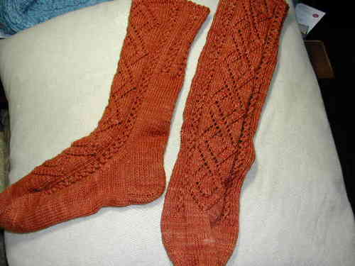 New England Socks