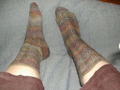 Fortissima socks